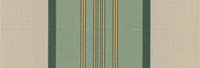 green and beige stripe awning fabric