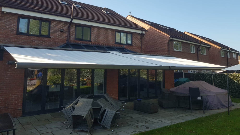 Patio Awning Liverpool