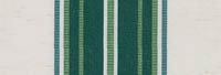 white and green multi stripe awning fabric